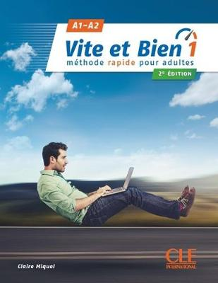 VITE ET BIEN 1 A1 - A2 METHODE (+ MP3 AUDIO) 2e EDITION