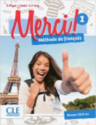 MERCI! 1 METHODE ( DVD-ROM)