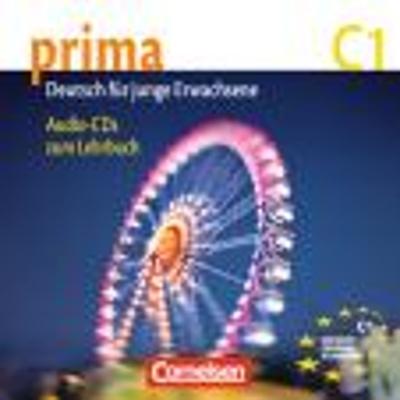 PRIMA C1 CD KURSBUCH