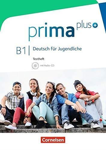 PRIMA PLUS B1 TESTHEFT (+ CD)