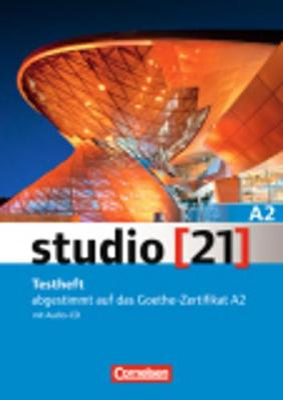 STUDIO 21 A2 TESTHEFT (+ CD)