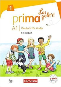 PRIMA LOS GEHT S A1.1 KURSBUCH (+ ONLINE E-BOOK)