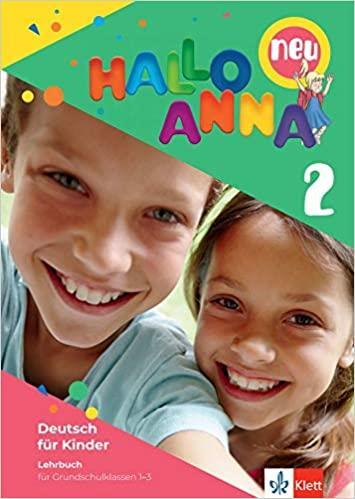 HALLO ANNA 2 KURSBUCH ( AUDIO CDS (2)) NEU