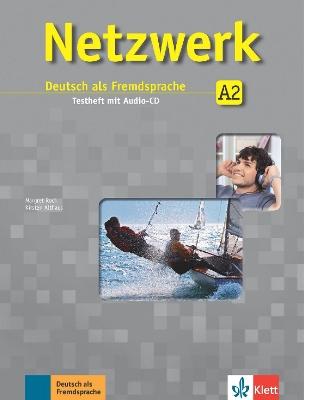 NETZWERK A2 TESTHEFT (+ CD)