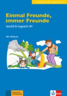 LFU : EINMAL FREUNDE,IMMER FREUNDE (+ CD)