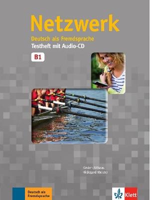 NETZWERK B1 TESTHEFT (+ CD)