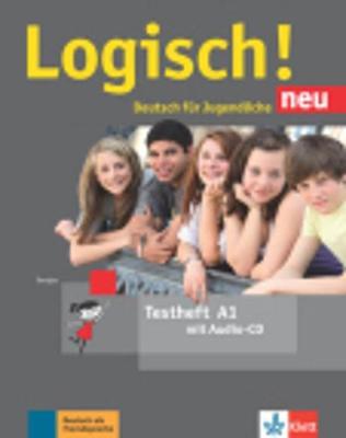 LOGISCH NEU A1 TESTHEFT (+ CD)
