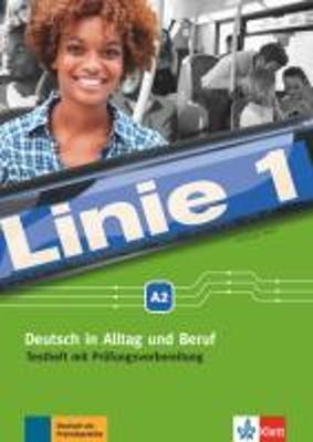 LINIE 1 A2 TESTHEFT (+ CD)