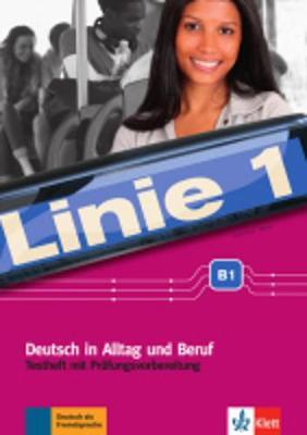 LINIE 1 B1 TESTHEFT (+ CD)
