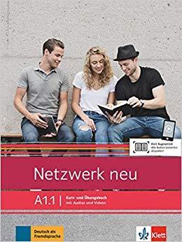 NETZWERK A1.1 KURSBUCH & ARBEITSBUCH NEU