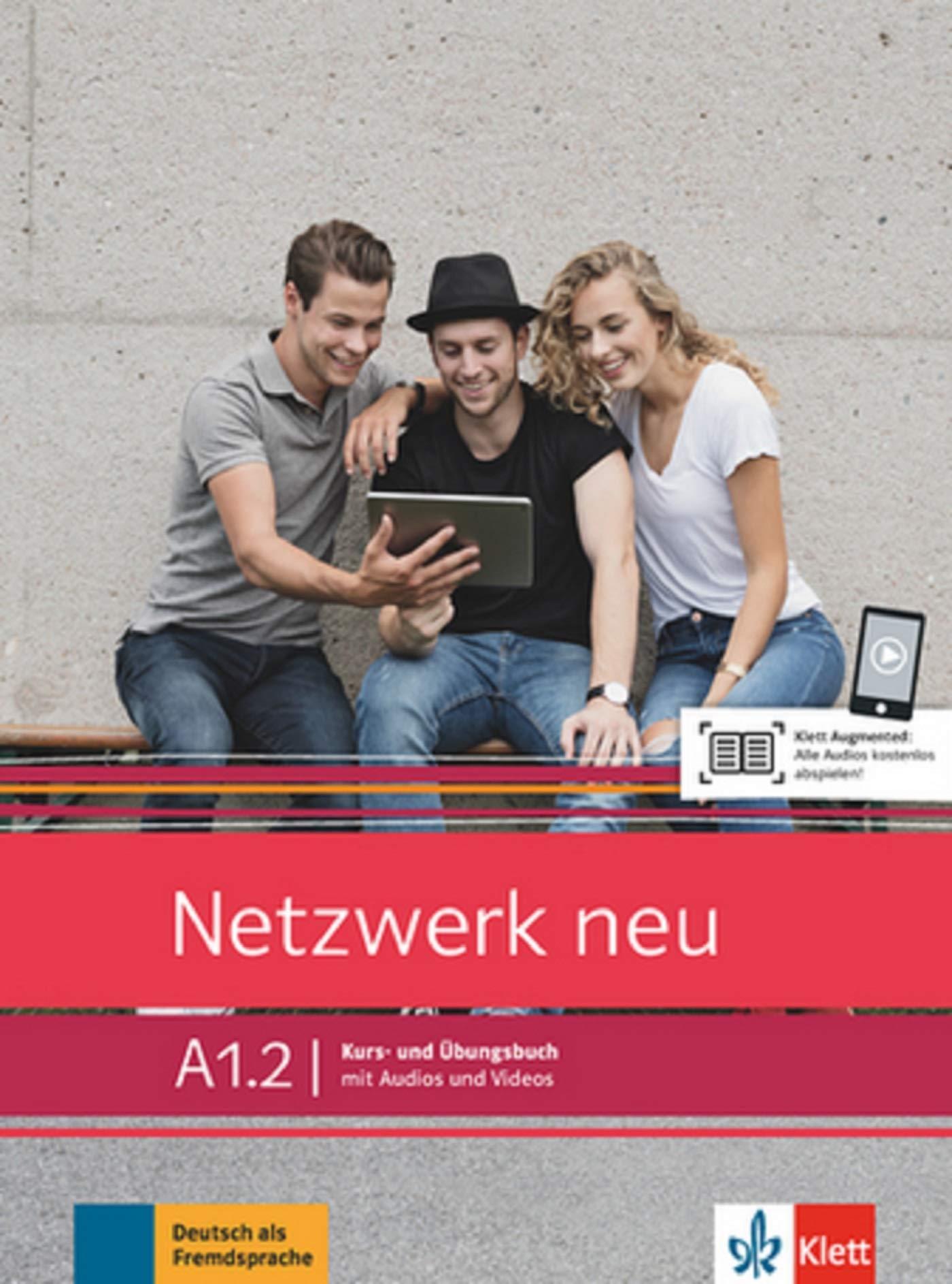 NETZWERK A1.2 KURSBUCH & ARBEITSBUCH NEU