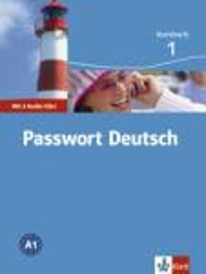 PASSWORT DEUTSCH 1 A1 KURSBUCH (+ 2 CD) (3 BAENDE)