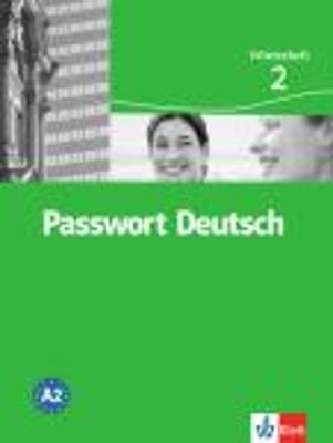 PASSWORT DEUTSCH 2 A2 WOERTERHEFT (3 BAENDE)