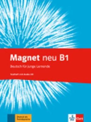 MAGNET B1 TESTBUCH (+ CD) NEU