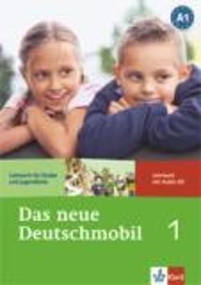 DAS NEUE DEUTSCHMOBIL 1 A1 KURSBUCH (+ CD)