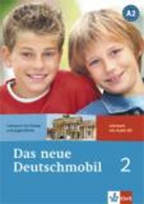 DAS NEUE DEUTSCHMOBIL 2 A2 KURSBUCH (+ CD)