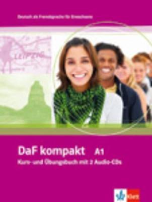 DAF KOMPAKT A1 KURSBUCH & ARBEITSBUCH (+ 2 CD)