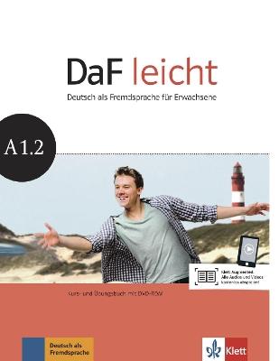 DAF LEICHT A1.2 KURSBUCH & ARBEITSBUCH (+ DVD-ROM)
