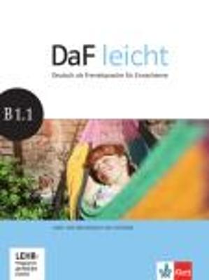 DAF LEICHT B1.1 KURSBUCH  ARBEITSBUCH ( DVD-ROM)