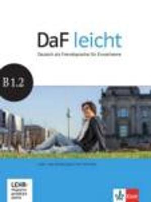 DAF LEICHT B1.2 KURSBUCH & ARBEITSBUCH (+ DVD-ROM)