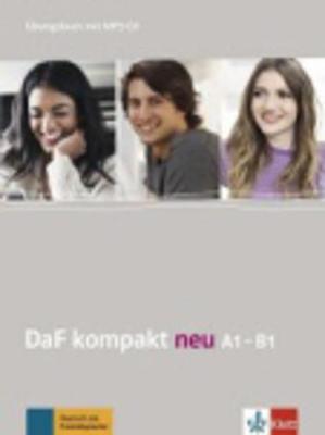 DAF KOMPAKT NEU A1 - B1 UEBUNGSBUCH (+ MP3 PACK)