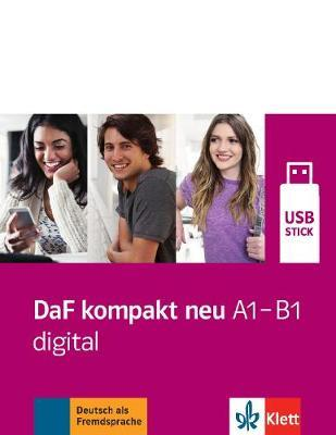 DAF KOMPAKT NEU A1 - B1 DIGITAL USB STICK