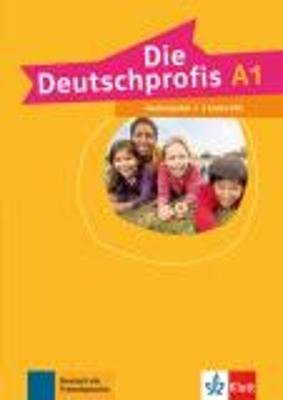 DIE DEUTSCHPROFIS A1 MEDIENPAKET CD (2)