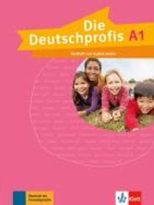 DIE DEUTSCHPROFIS A1 TESTHEFT ( + MP3 Pack)