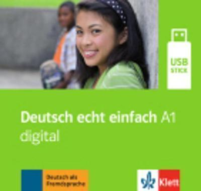 DEUTSCH ECHT EINFACH A1 USB