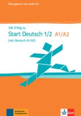 MIT ERFOLG ZU START DEUTSCH UEBUNGSBUCH (+ CD)