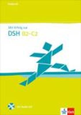 MIT ERFOLG ZUR DSH TESTBUCH (+ CD) NEU