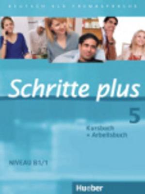 SCHRITTE PLUS 5 KURSBUCH  ARBEITSBUCH(CD)
