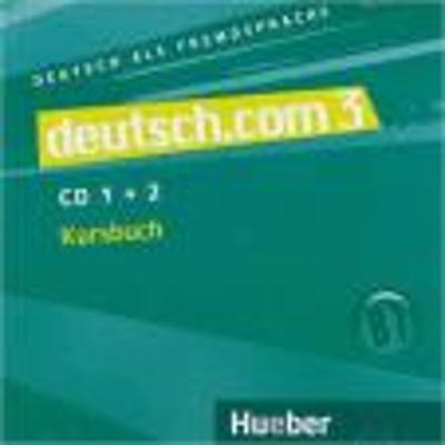 DEUTSCH.COM 3 CD KURSBUCH (2)