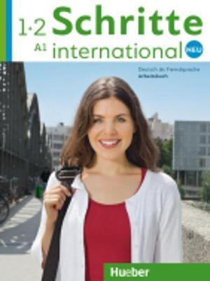 SCHRITTE INTERNATIONAL 1+2 ARBEITSBUCH (+ 2 CD)