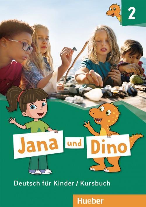 JANA UND DINO 2 KURSBUCH