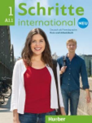 SCHRITTE INTERNATIONAL 1 KURSBUCH  ARBEITSBUCH ( CD) A1.1