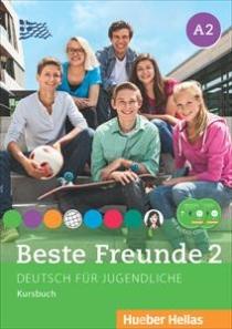 BESTE FREUNDE 2 A2 KURSBUCH (+ AUDIO CD)