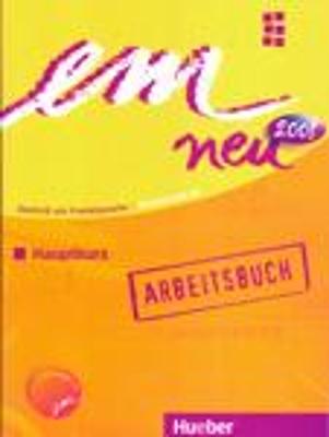 EM NEU 2008 HAUPTKURS ARBEITSBUCH (+ CD)