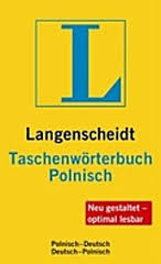 LANGENSCHEIDTS TASCHENWOERTERBUCH POLNISCH (DEUTSCH-POLNISCH  POLINSCH--DEUTSCH)