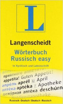 LANGENSCHEIDTS WOERTERBUCH RUSSISCH EASY