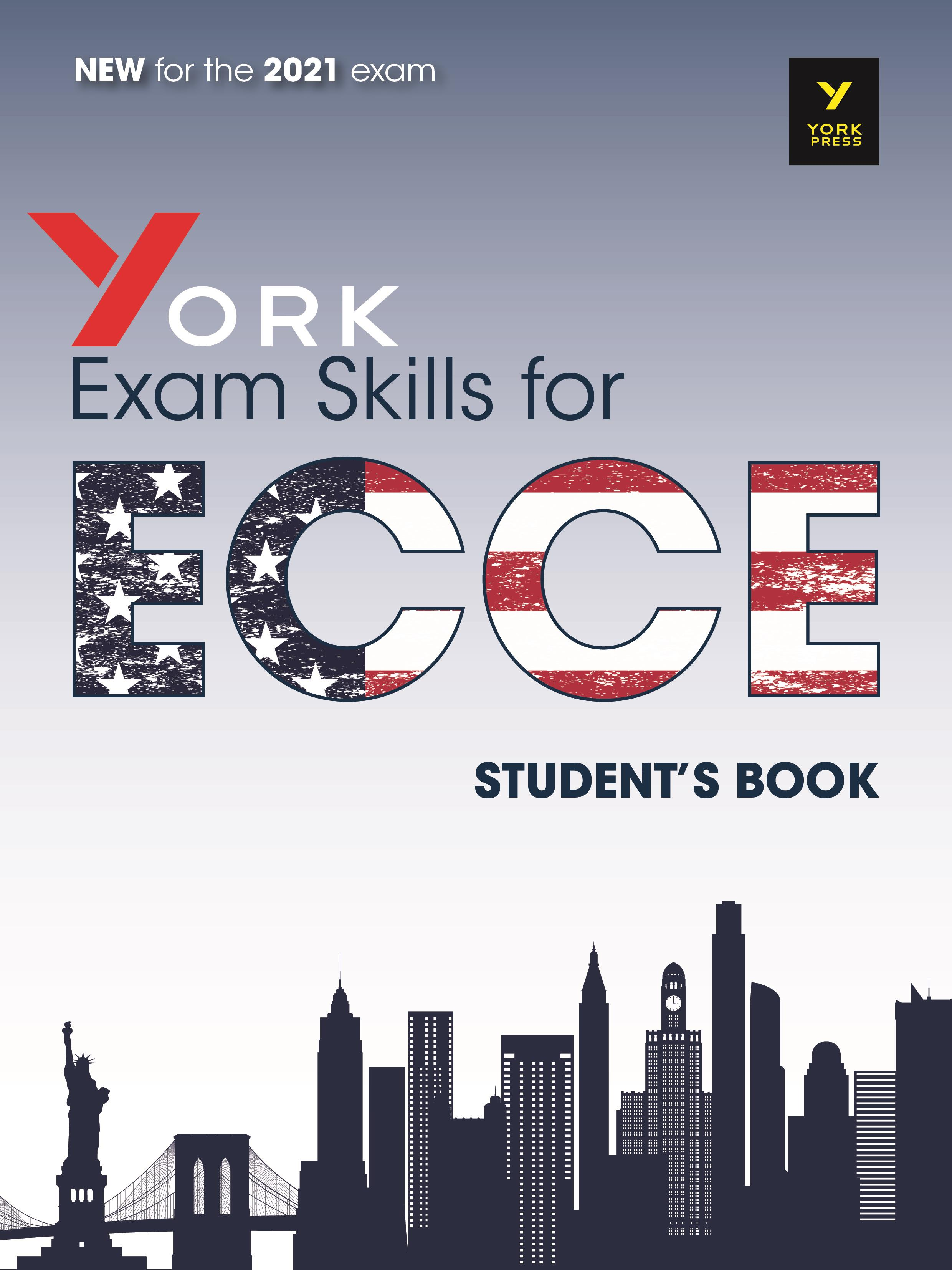 YORK EXAM SKILLS FOR ECCE SB