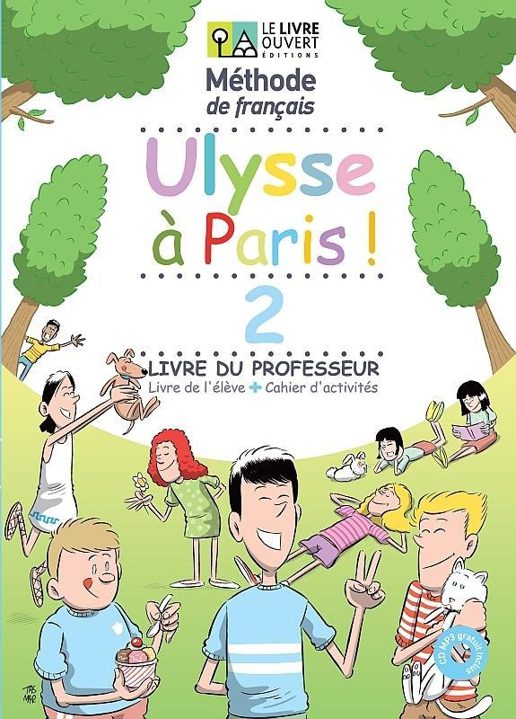 ULYSSE A PARIS 2 PROFESSEUR