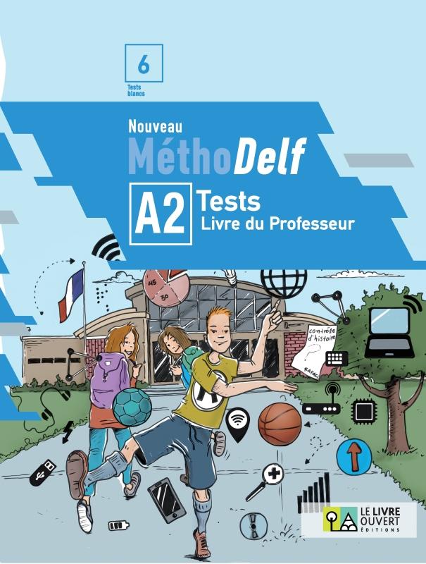 NOUVEAU METHODELF A2 PROFESSEUR PACK (CD)
