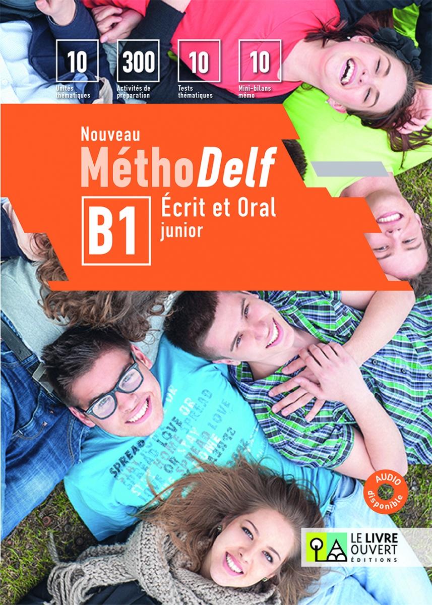 NOUVEAU METHODELF JUNIOR B1 METHODE PACK( TEST ET ENTRAINEMENT )