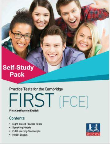 PRACTICE TESTS FOR THE CAMBRIDGE FIRST(FCE) SELF STUDY PACK