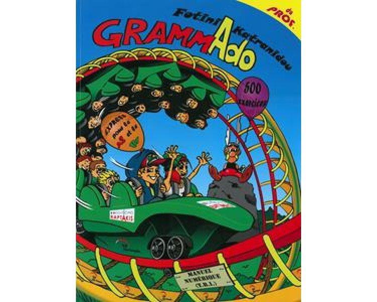 GRAMMADO PROFESSEUR