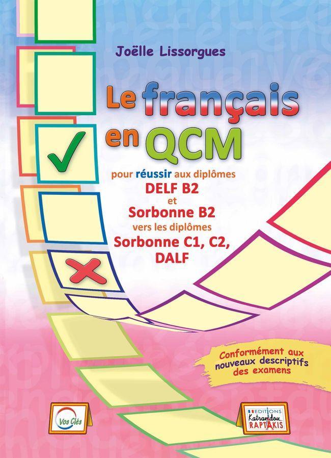 LE FRANCAIS EN QCM SORBONNE B2