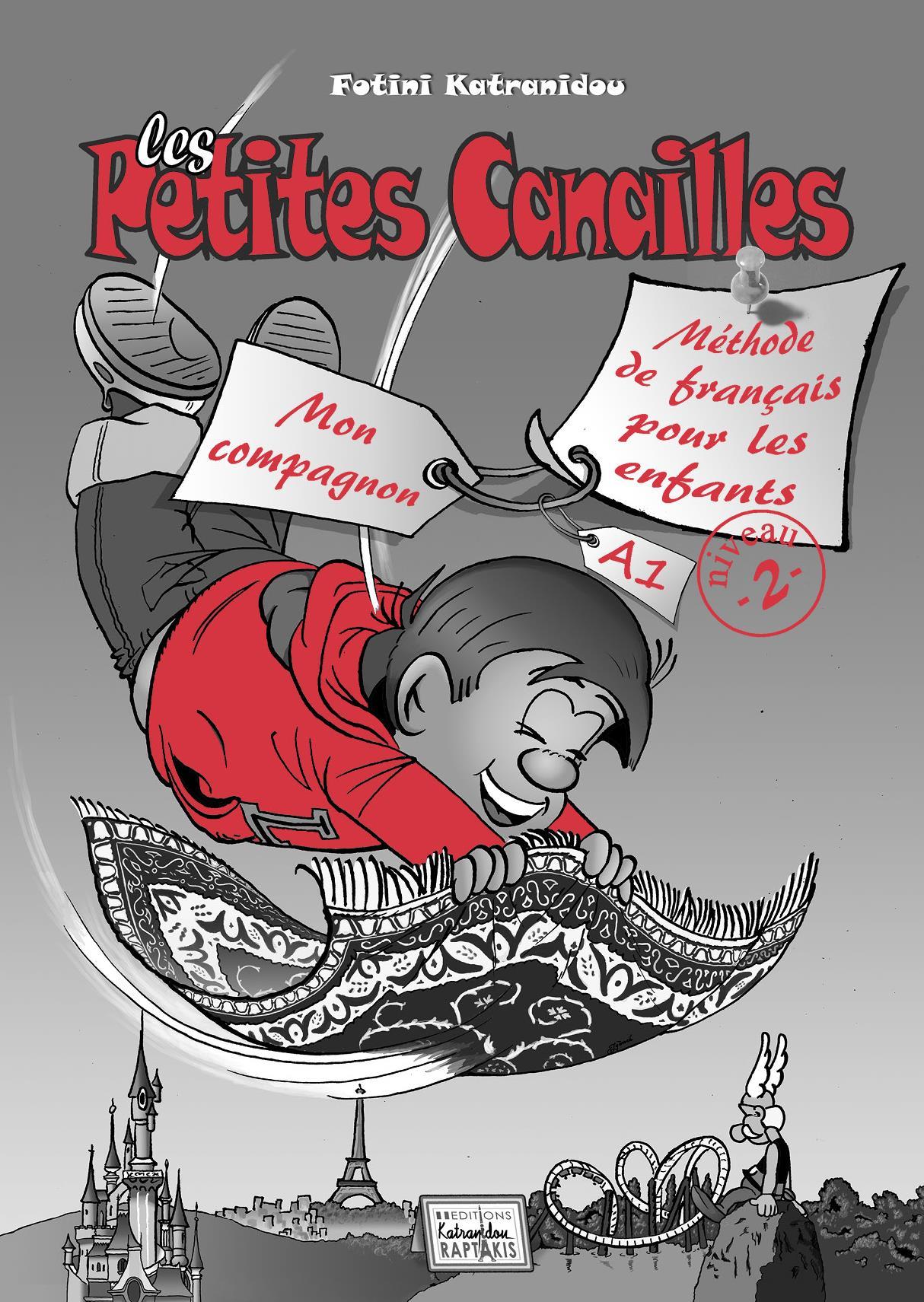 LES PETITES CANAILLES 2 COMPAGNON