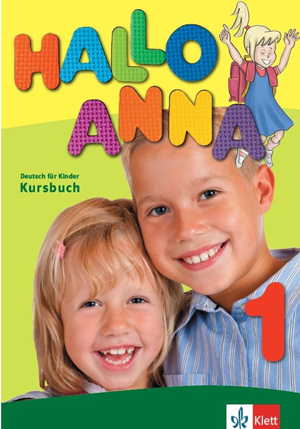 HALLO ANNA 1 KURSBUCH ( AUDIO CDs (2))