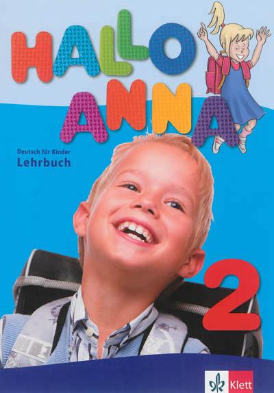HALLO ANNA 2 KURSBUCH (+ AUDIO CDs (2))